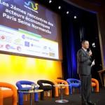 Philippe Bloch, animateur des débats et chroniqueur BFM