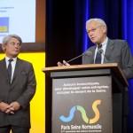 Yves Fouchet et Alain Schmitz