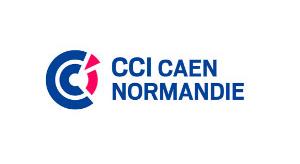 Logo de la CCI de Caen