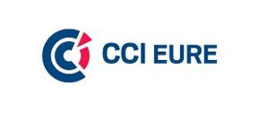 Logo de la CCI de l'Eure