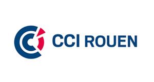 Logo de la CCI de Rouen